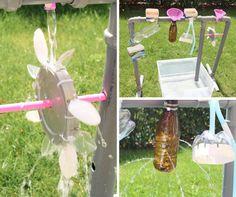 Bird Feeders, Table Decorations, Outdoor Decor, Ms, Gardening, Google, Baby, Home Decor, Splash Pad