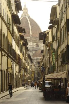 The Duomo, Florence / one of my fave places