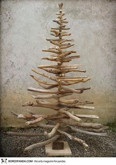 Arbol de navidad recoger alos