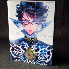 The Eyes Of Bayonetta 2 Official Art Book