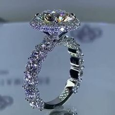 Jeweller: Forever Diamonds NY [Video] in 2020 Diamond Wedding Rings, Diamond Rings, Diamond Jewelry, Jewelry Rings, Fine Jewelry, Silver Jewellery, Jewelry Accessories, Forever Diamonds Ny, Beautiful Wedding Rings