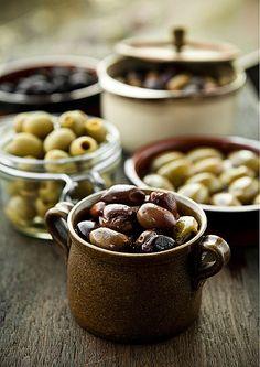 I ❤ olives ~ all kind