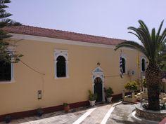 Spartohori church Meganisi