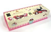San-X Kutusita Nyanko 2 parts Paper Box Pen & Pencil Case