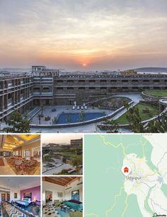 Cet hôtel-club est situé à Udaipur, 'la ville des lacs et des palais'. Perché sur une hauteur, dans les Ârâvali, il jouit d'une vue magnifique sur la montagne et le lac Pichola. Compter 7 km pour rejoindre la gare et 28 km pour l'aéroport.