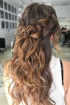 braided hairstyles for winter