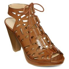 2f256482d46 CL By Laundry Whisk Lace-Up Heels - JCPenney Le Jolie