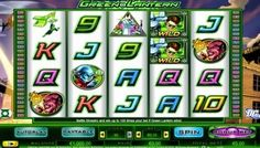 #GreenLantern entered the slots world as a game with five reels, fifty pay lines and many bonus features that will keep players glued to their seat for many hours.   As expected, the Green Lantern is the wild in this game. Being the #superhero, this wild will replace any symbol that you need to change with the exception of the green ring. To make the game even more #interesting, the wild will #double all the wins that it help you to create, although it will only appear on reels 4 and 2.