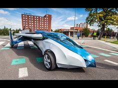 Aeromobil 2.5 Flying Car design by Štefan Klein  further reading here: http://www.core77.com/blog/transportation/aeromobil_25_flying_car_is_05_steps_closer_to_a_consumer-ready_flying_car_25791.asp