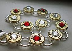 9mm Winchester Brass Sexy Bullet Head by wildwestjewelryshop, $38.99