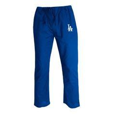 Men's Los Angeles Dodgers Scrub Pants $17.50