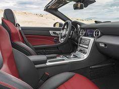 Configuratore nuova Mercedes-Benz SLC e listino prezzi 2017 - Scopri su DriveK le caratteristiche e le dimensioni della nuova SLC