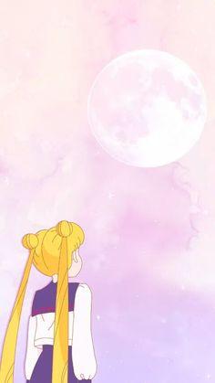 hikupame-tan:   Sailor moon wallpapers~  (Not... - Moon Princess ♡