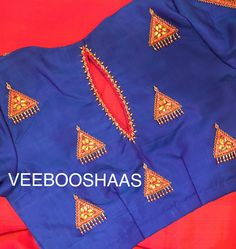 #designsbydevimuthukumar #veebooshaas #passionforblouses #sareeblousedesigns Saree Blouse Patterns, Saree Blouse Designs, Blouse Styles, Blouse Models, Bridal Blouse Designs, Clothes Crafts, Work Blouse, Indian Designer Wear, Hand Embroidery
