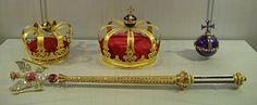Preussische-Kroninsignien - Joyas de la Corona - Wikipedia, la enciclopedia libre
