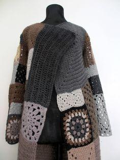 omⒶ KOPPA: Granny jacket