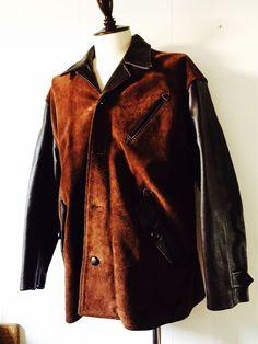 Vintage Leather Jacket, Leather Jackets, Aachen Germany, Custom Bobber, Lifestyle Fashion, Bobbers, Vest Jacket, Vests, Biker