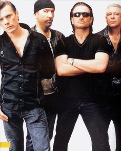 U2 - Rolling Stone #u2newsactualite #u2newsactualitepinterest #u2 #bono #theedge #adamclayton #larrymullen #music #rock #rollingstone
