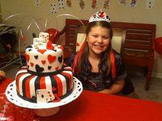 queen of hearts birthday - Google Search