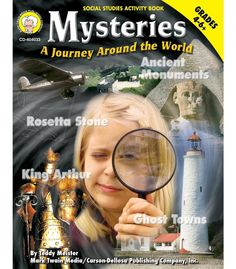 Connect students in grades 4 and up with science using Mysteries: A Journey Around the World. This 48-page book challenges students to investigate further with this collection of science-confounding mysteries. The book includes multidisciplinary topics and activities that develop research skills and higher-level thinking. It is suitable for group and independent study, library research, curriculum enhancement, and homework enrichment. The book includes a list of related topics for each…