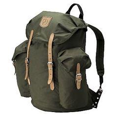i love this vintage backpack!