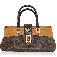 Louis Vuitton Limited Edition Macha Waltz Bag