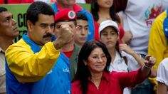 The arrest of Venezuela's first lady due to drug trafficking may become a tarnish on their record. They've been arrested in Haiti and taken to the US to face these charges.
