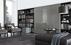 FURNITURE MADE IN ITALY - Poliform livingroom