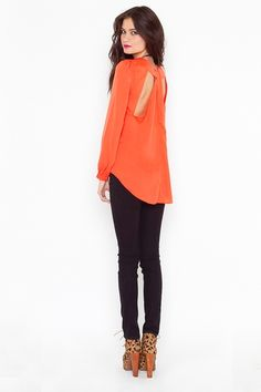 so obsessed with orange!