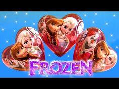 Disney FROZEN Valentine's Day SURPRISE HEARTS ❤ Princess Anna Elsa OLaf the Snowman ToysCollector - http://www.disneytoysreviews.com/kinder-surprise-eggs/disney-frozen-valentines-day-surprise-hearts-%e2%9d%a4-princess-anna-elsa-olaf-the-snowman-toyscollector/