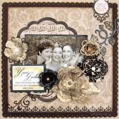 Spellbinders Paper Arts - Idea Gallery - View Project - Your Guidance