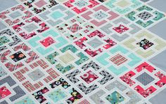 Hyacinth Quilt Designs: Fat Quarter Friendly Quilts...