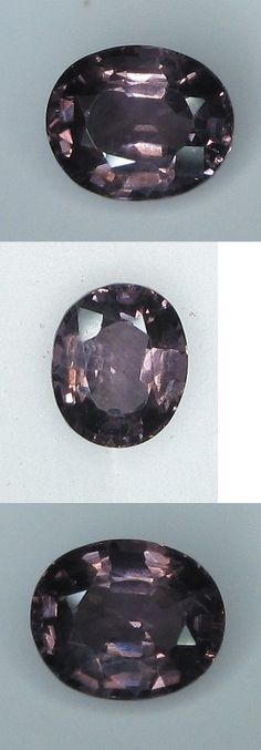 Spinel 110873: Spinel Purple 1.40 Ct Oval Cut Loose Top Color Quality Facet Natural Gemstone BUY IT NOW ONLY: $78.98