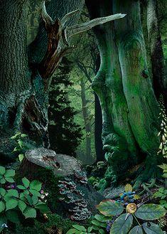 Ruud van Empel   STUDY IN GREEN #18