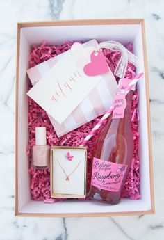 DIY Will You Be My Bridesmaid Boxes!