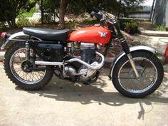 1963 Matchless G80CS 500 - I loved that bike ...