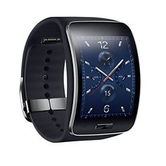 Samsung Gear S SM-R750 (S/K) Curved Super AMOLED Smart Wa…