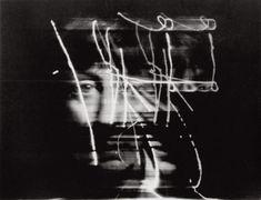 """angstvorderangst:  """" Paolo Gioli - """"Volto attraverso la firma di Lodovico il Moro"""" , 1988  From """"Volti Attraverso"""" series.  """""""