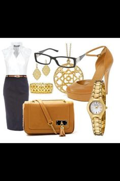 Business chic WWW.SocietyOfWomenWhoLoveShoes.org