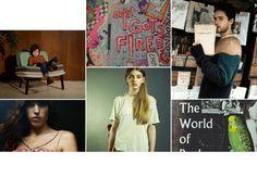 Fashion Forecast (engaged, eclectic, creative)