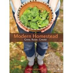 great homesteading book!