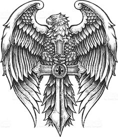 The Best Temporary Eagle Wings tattoos. Only EasyTatt Eagle Wings Tattoos Look Real, Use Your Own Design or Choose from Thousands of Designs. Stencils Tatuagem, Tattoo Stencils, Celtic Tattoos, Viking Tattoos, Aquarell Phönix Tattoo, Body Art Tattoos, Sleeve Tattoos, Tatoos, Tattoo Care Instructions