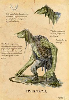 River Troll by eoghankerrigan on DeviantArt