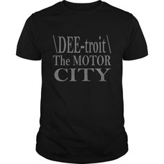 DEE troit The Motor City