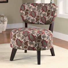 Coaster Furniture Colma Armless Accent Chair - 900425, COA2165-1