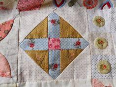 Stonefieldsquilt van Susan Smith gemaakt door Ingrid (supergoof) van http://supergoof-quilts.blogspot.nl/