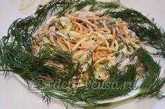 Вкусный #салат с языком и морковью по-корейски от Софии  https://delo-vcusa.ru/recept/salat-s-yazykom-i-morkovyu-po-korejski/   и ставим ! ☀ Солнечного настроения и приятного вечера! #салатсязыком