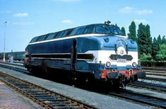 CC 65008 à La Rochelle (17) Electric Locomotive, France, Diesel Engine, Automobile, Museum, World, Vehicles, Painting