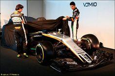 Презентации новых машин: Force India VJM10 - все новости Формулы 1 2017