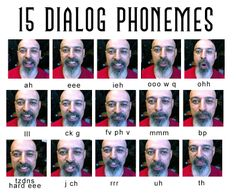 Phonemes Chart Reference from one of the BEST!!!... Animation teachers in the…